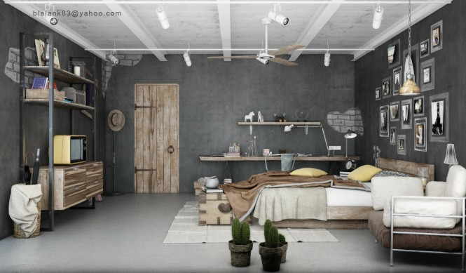 01-gray-brown-bedroom-decor