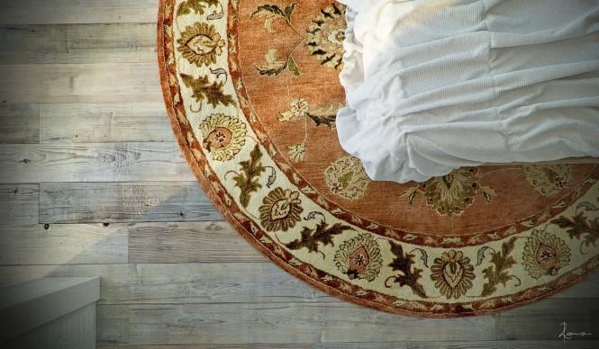 ห้องนอนสวยสไตล์วินเทจ