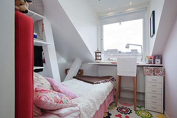 ห้องนอนขนาดเล็ก