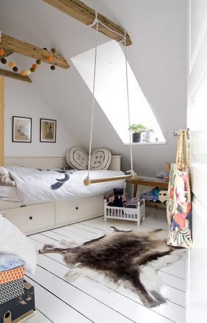 ห้องนอนเด็กสวยๆ