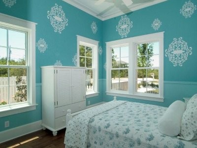 20 for Blue beach bedroom ideas