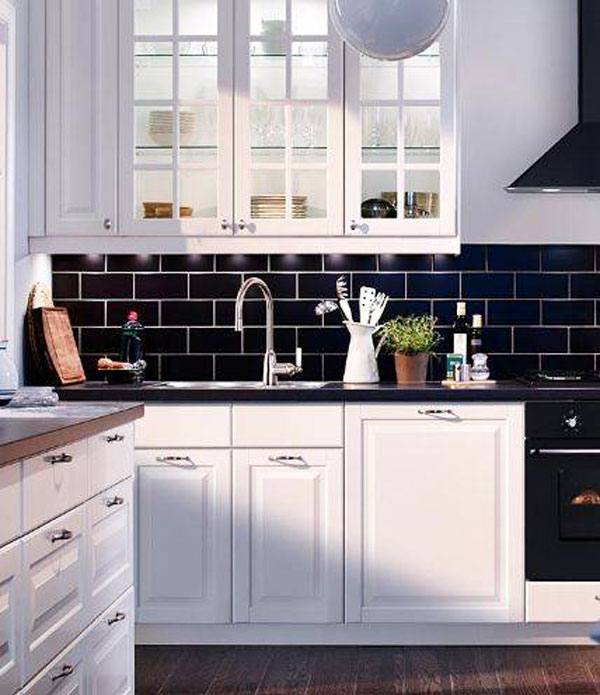 Kitchen Tiles Designs Pictures: ���บบห้องครัว ���นังกระเบื้อง 30 ���บบ