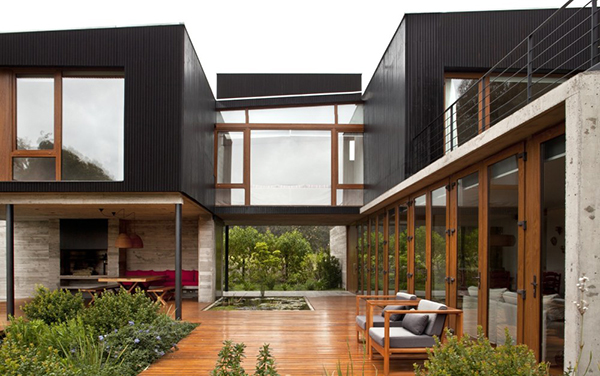 แบบบ้านสวย2ชั้น บ้านพักตากอากาศ