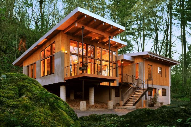 บ้าน2ชั้น บ้านไม้