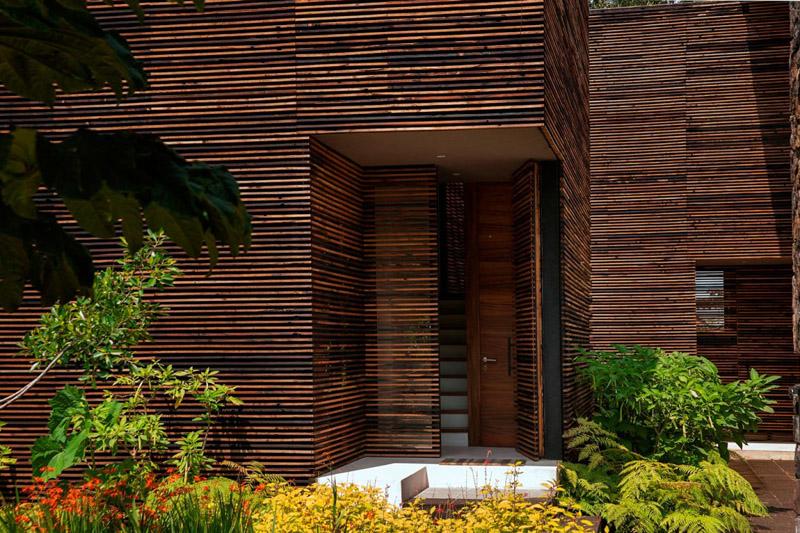 แบบบ้าน3ชั้น บ้านไม้