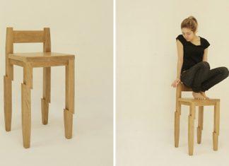 เก้าอี้ซามูไร เก้าอี้สวย