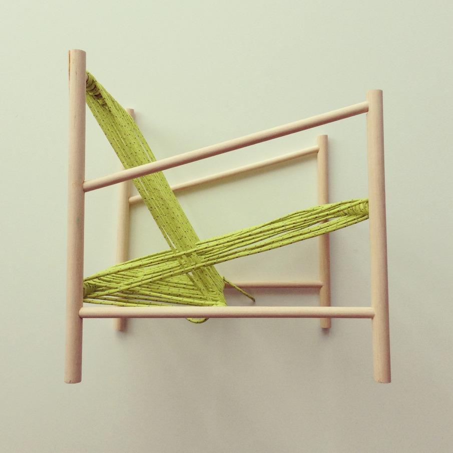 การทำเก้าอี้