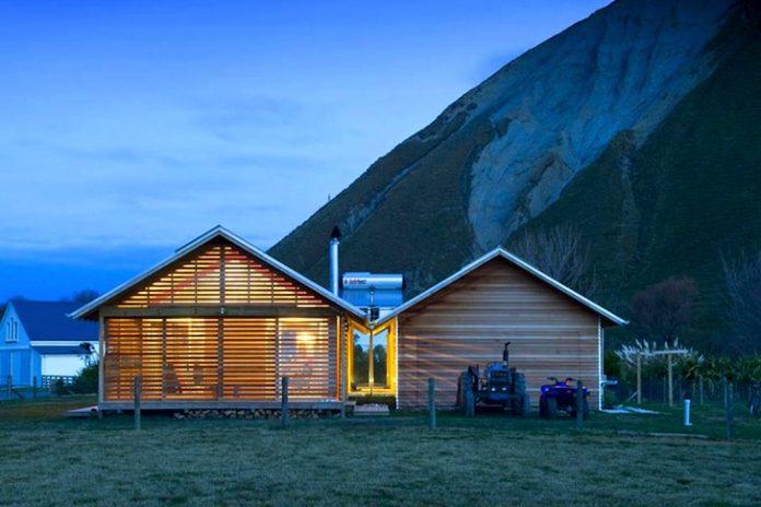 - Casas rurales madera ...