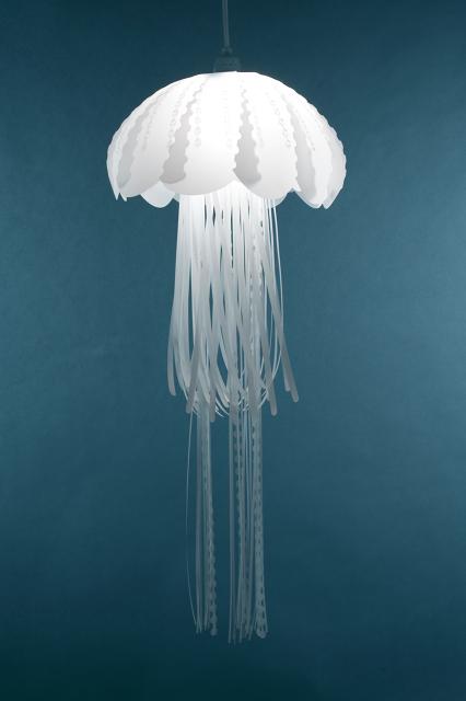 โคมไฟแมงกระพรุน