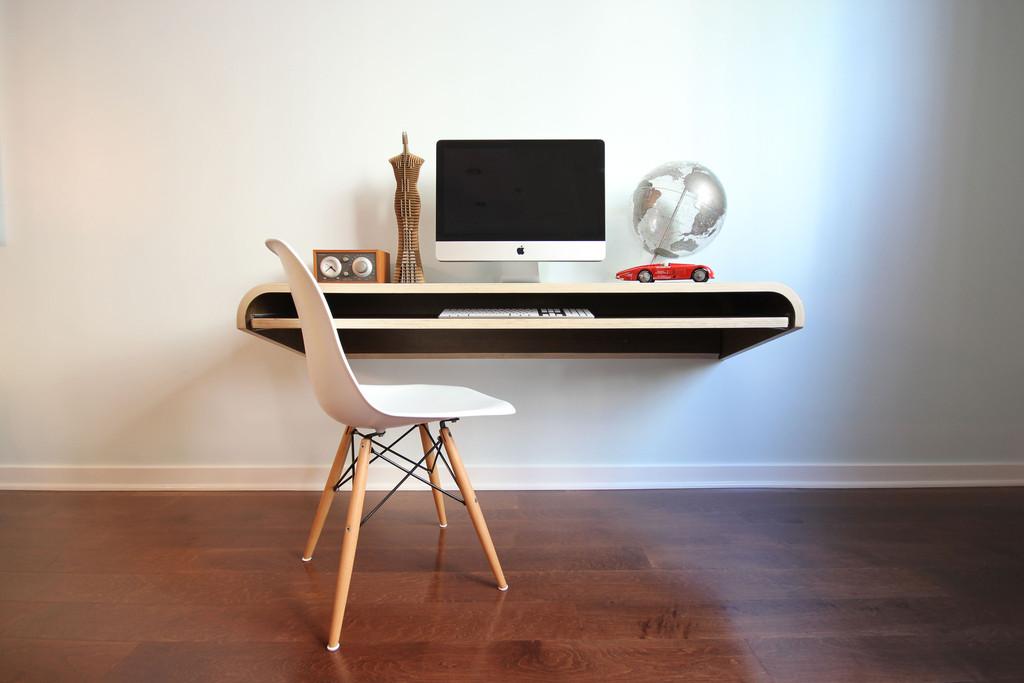 โต๊ะลอย โต๊ะทำงานสวยๆ
