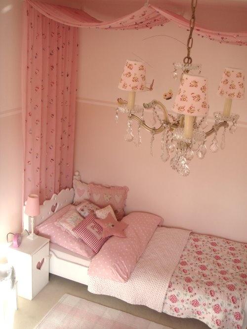 Pink Bedroom Design - ห้องนอนสีชมพู