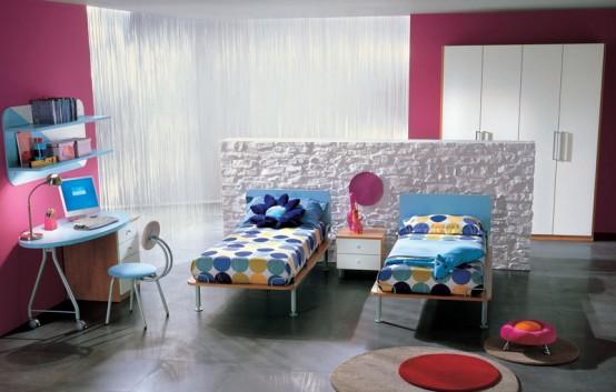 ไอเดียการตกแต่งห้องนอนสวยสไตล์วัยรุ่น