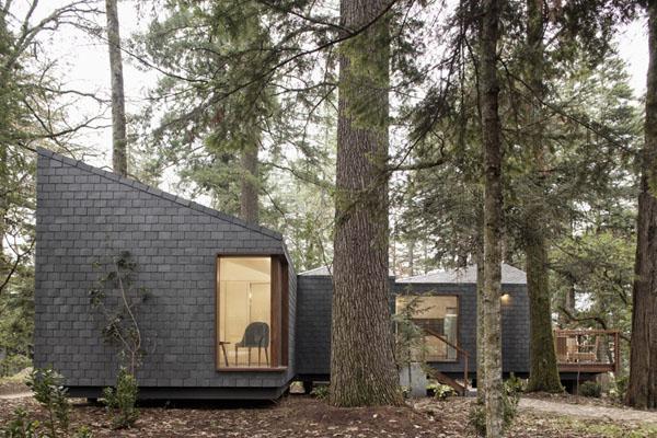บ้านไม้ยกพื้น บ้านหลังเล็ก