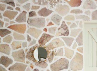 ไอเดียการแต่งห้องน้ำสวยด้วยหินและกระเบื้องหิน