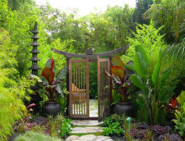 Japanese Garden - การจัดสวน สไตล์ญี่ปุ่น