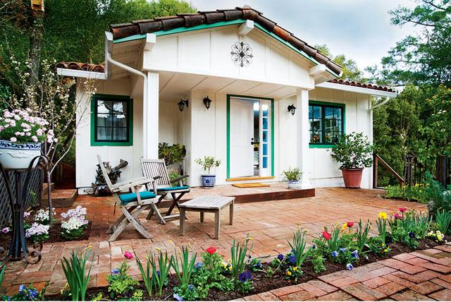 บ้านสีสันสวยงาม เรียบง่าย น่าอยู่