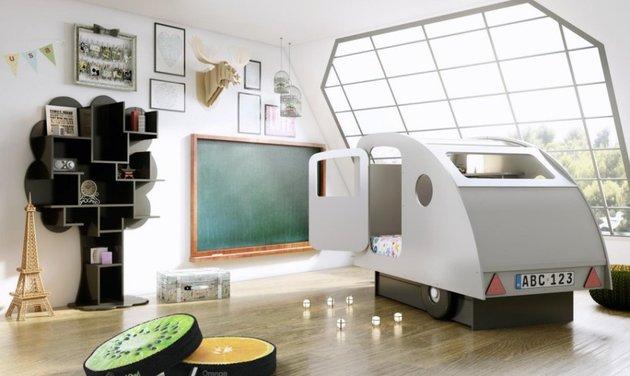 Bedroom for Kid - เตียงนอนเด็ก