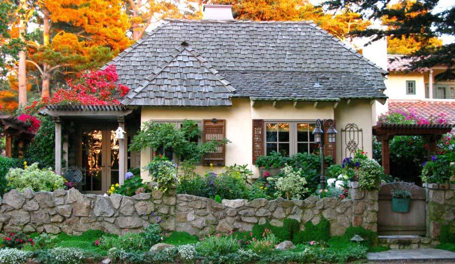 บ้านและสวน สวยงาม หรูหรา คลาสสิค