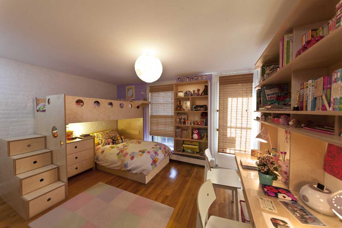 ตกแต่งห้องนอนเด็ก สวยๆ