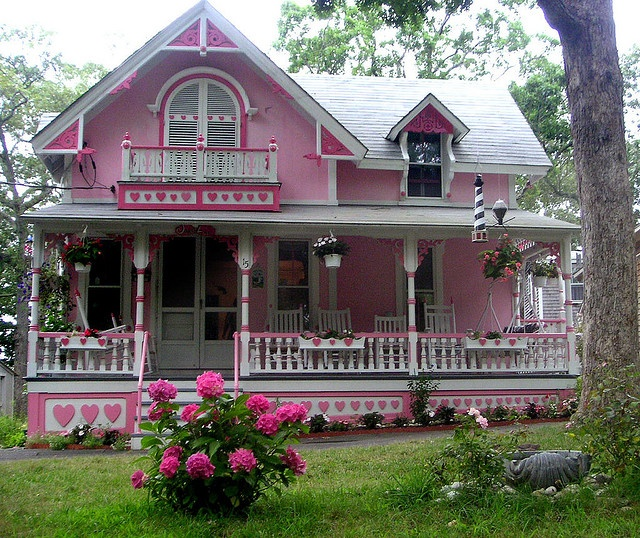 Pink home 25