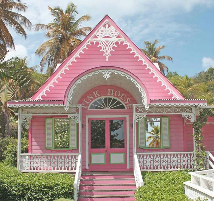 Pink home 30