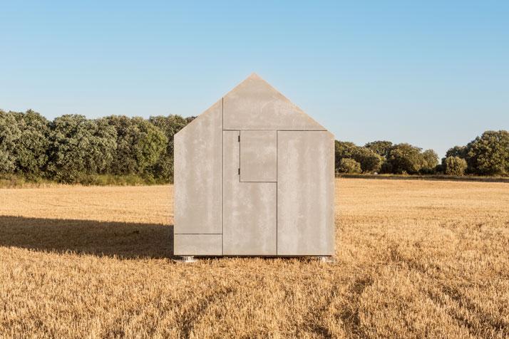 บ้านไม้สำเร็จรูป หลังเล็ก