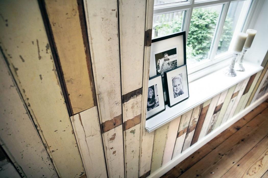 วอลเปเปอร์ติดผนังบ้าน รูปลายไม้เก่าๆ