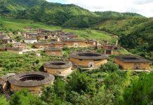 บ้านดินชาวแคะ มรดกโลกของจีน (Hakka Round house)