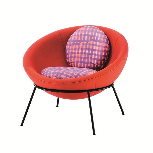 เก้าอี้รูปทรงถ้วย