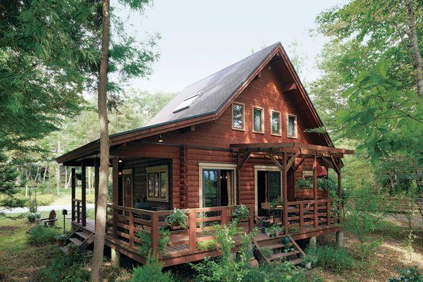 บ้านไม้ยกพื้น สวยงาม มีสไตล์