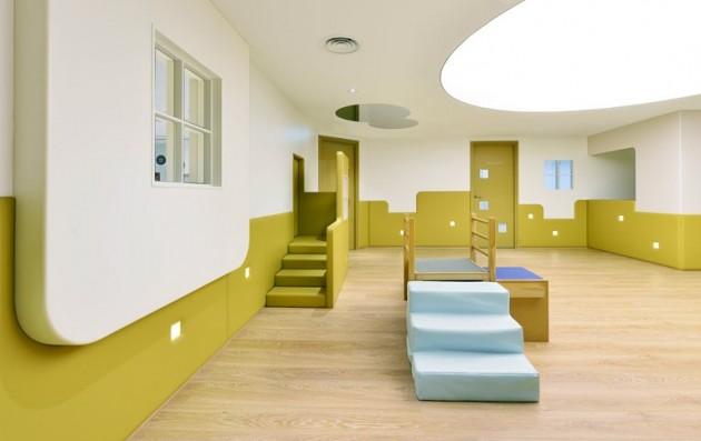 สถานรับเลี้ยงเด็ก Nursery