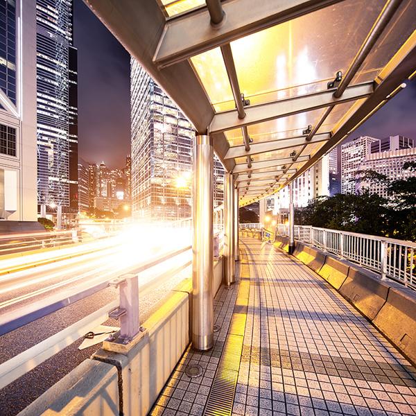 ภาพตึกสวยในเมือง ฮ่องกง Hong Kong