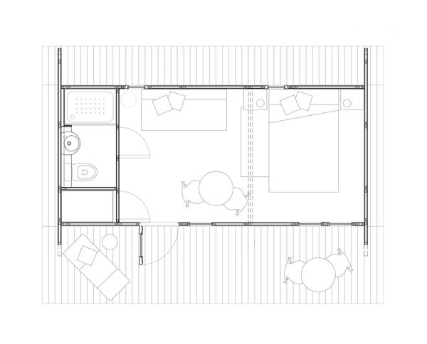 แบบบ้านขนาดเล็ก บ้านสำเร็จรูป
