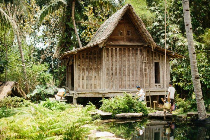 สวน บ้านและรีสอร์ท สไตล์บาหลี