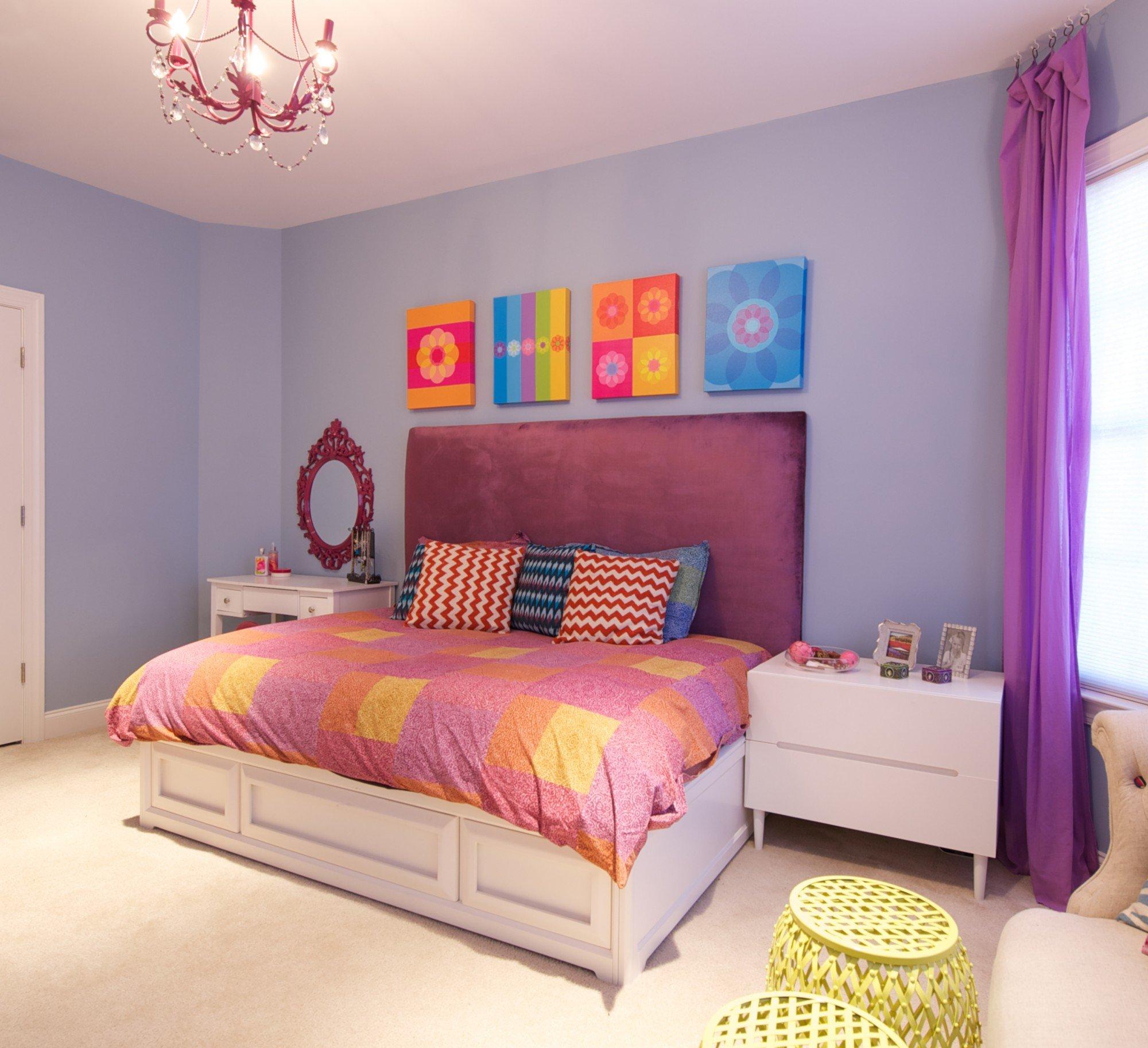 - Como decorar una habitacion juvenil femenina ...