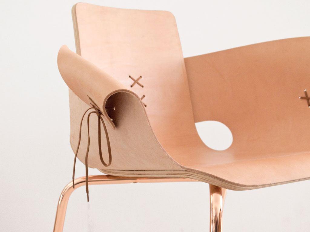 เก้าอี้หนัง ดีไซน์เก๋ไก๋
