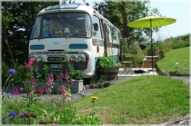 บ้านรถบัส แบบบ้าน ECO ประหยัดพลังงาน