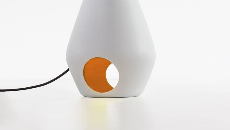 โคมไฟแขวน ที่ดีไซน์เป็นบ้านนก สวยงาม น่ารัก