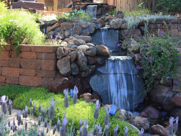 ไอเดียตกแต่ง สวนน้ำตก สวยงามเหมือนธรรมชาติ