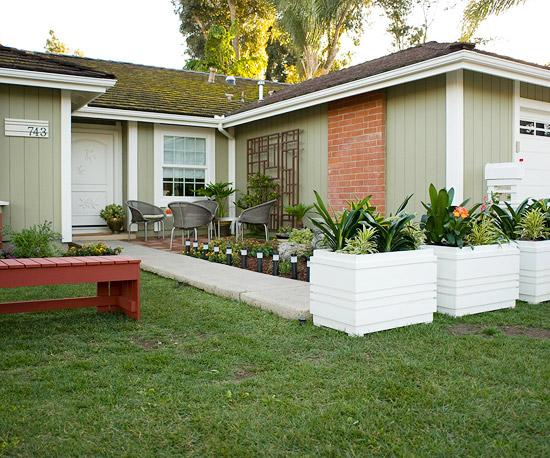 ไอเดียตกแต่งสวน ลานบ้าน พื้นที่นั่งเล่นนอกบ้าน (Outdoor Living)
