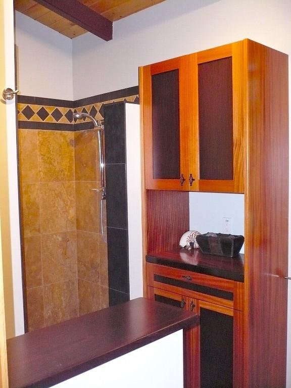 แบบห้องอาบน้ำ บ้านไม้