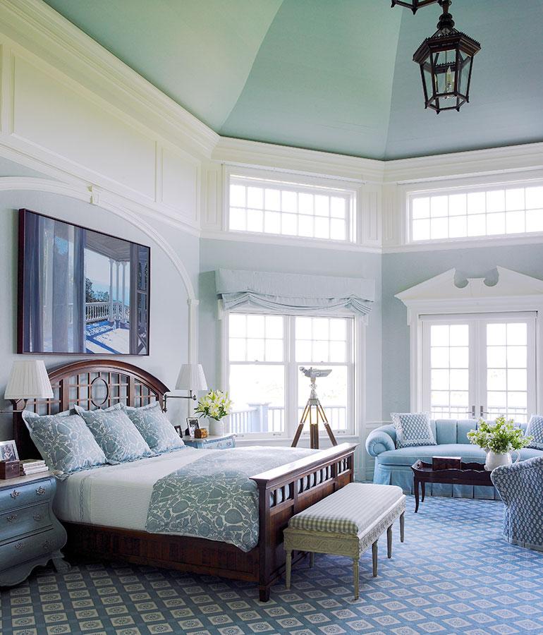 15 แบบห้องสีฟ้า ตกแต่งสวยงาม