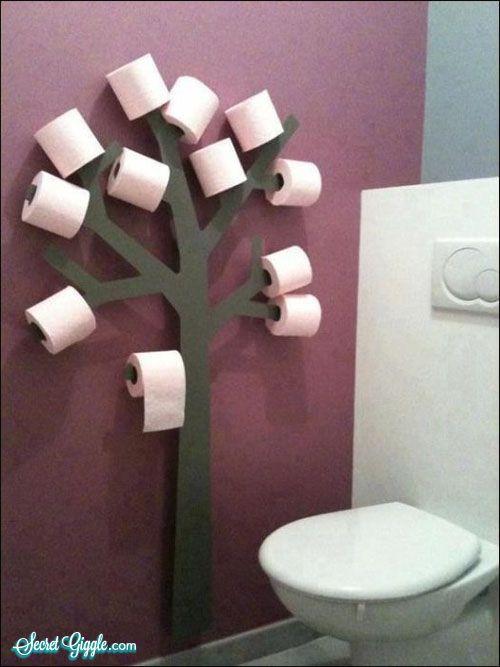 ไอเทมสุดสร้างสรรค์ แต่งห้องน้ำ ให้แตกต่างอย่างมีสไตล์