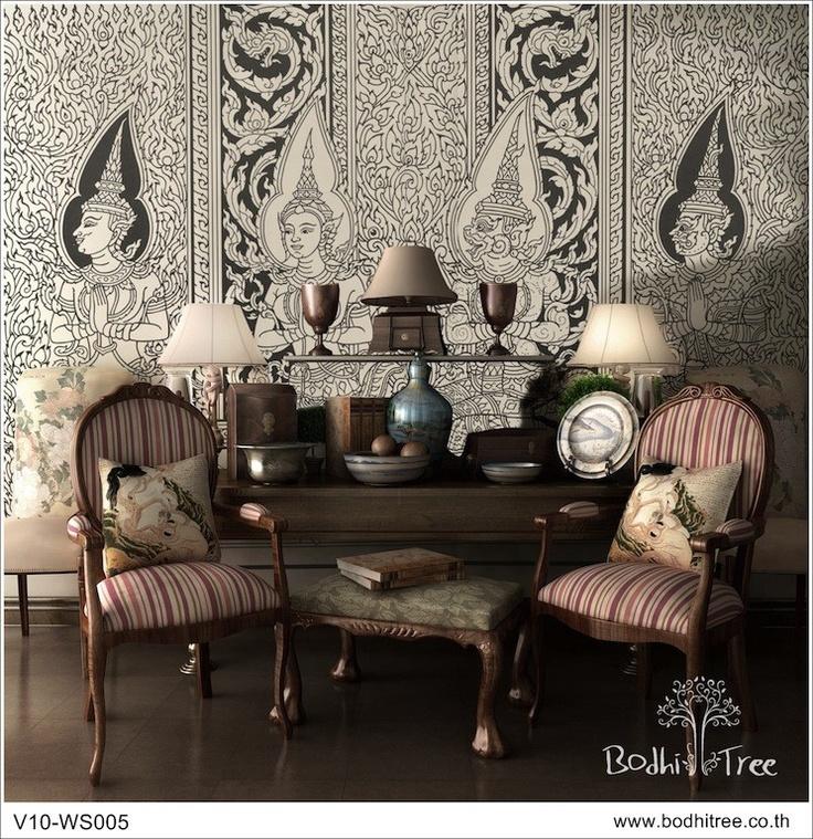 Modern Thai Furniture