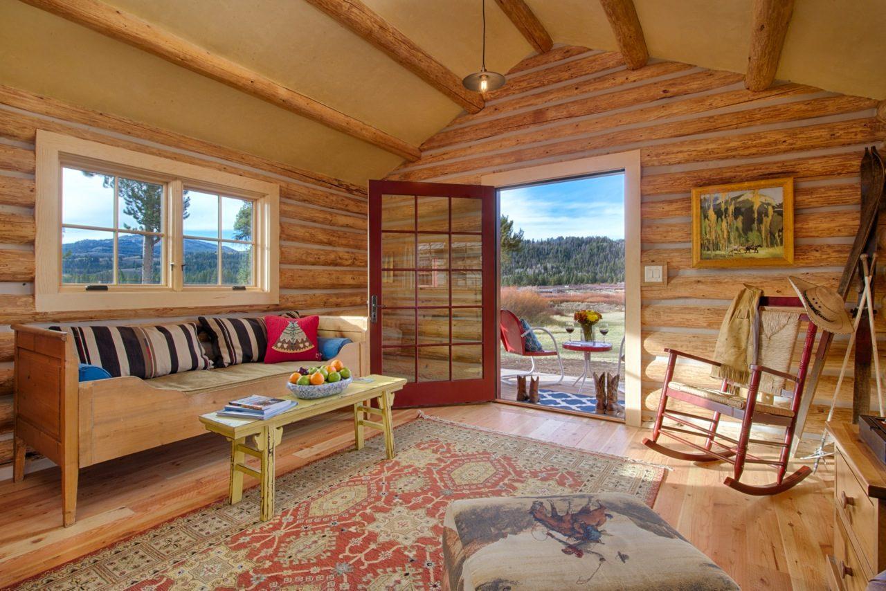 แบบบ้านไม้ สไตล์คอทเทจ ตากอากาศ