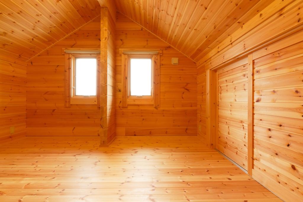 แบบบ้านไม้ สไตล์ญี่ปุ่น หลังเล็ก