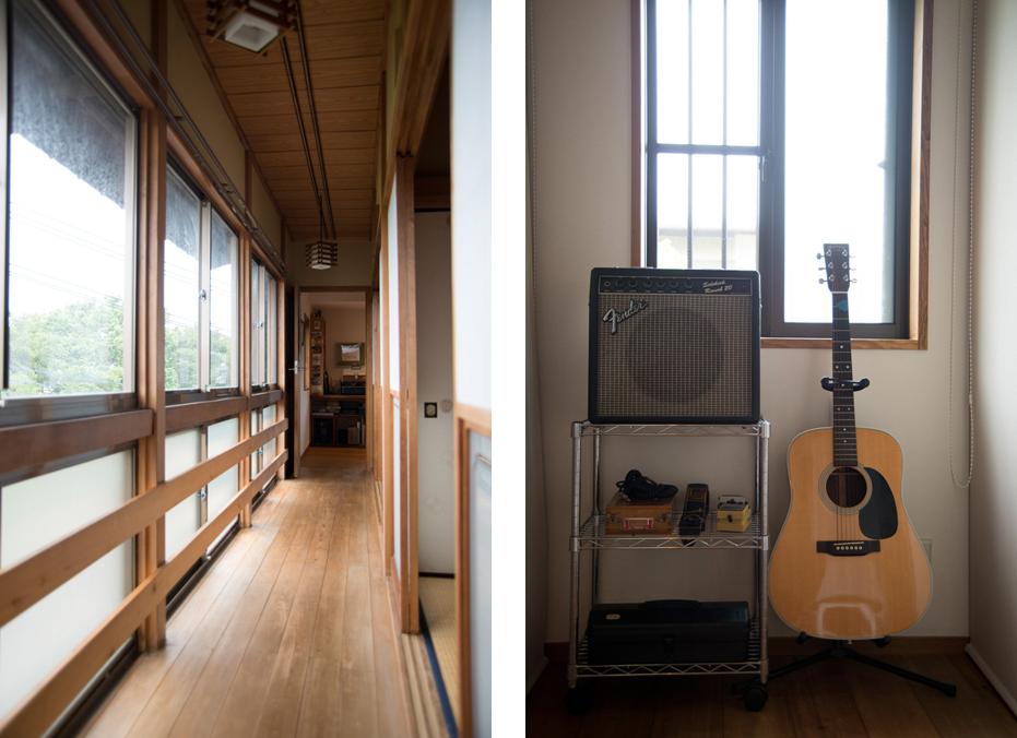ห้องดนตรีภายในบ้าน