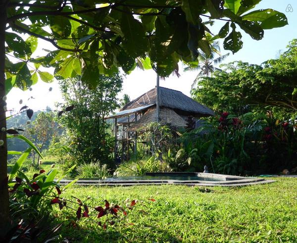 บ้านพัก โฮมสเตย์ และรีสอร์ท สไตล์บาหลี