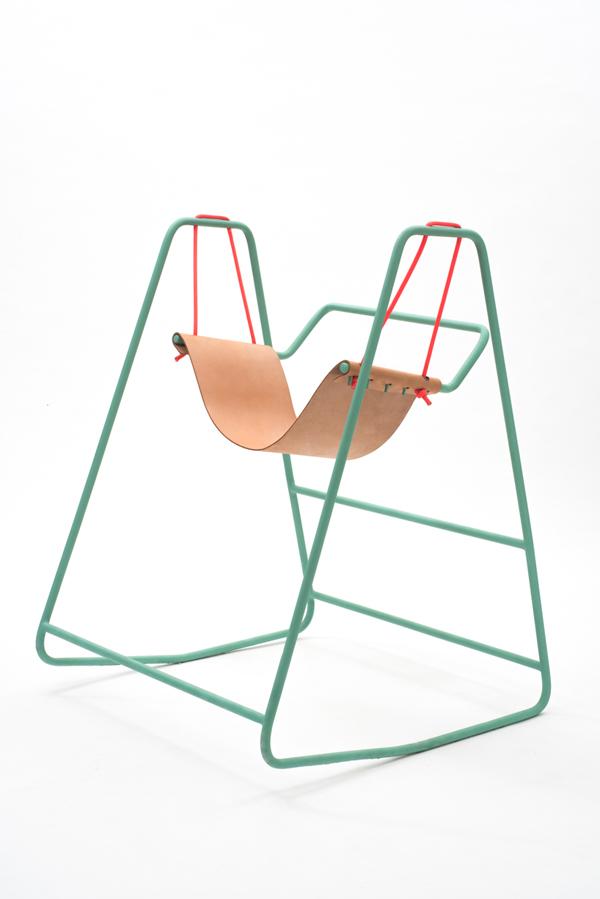 สุดเก๋ เก้าอี้โยก ไว้นั่งเล่นชิวๆ ในบ้าน
