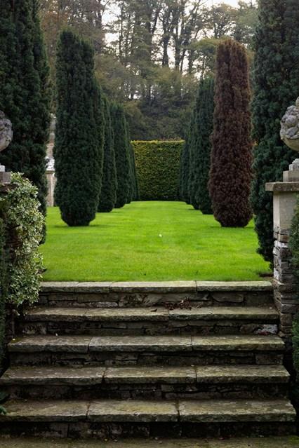 สวนสวย สไตล์อังกฤษ (English Garden)